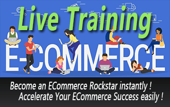 E-commerce live trainng
